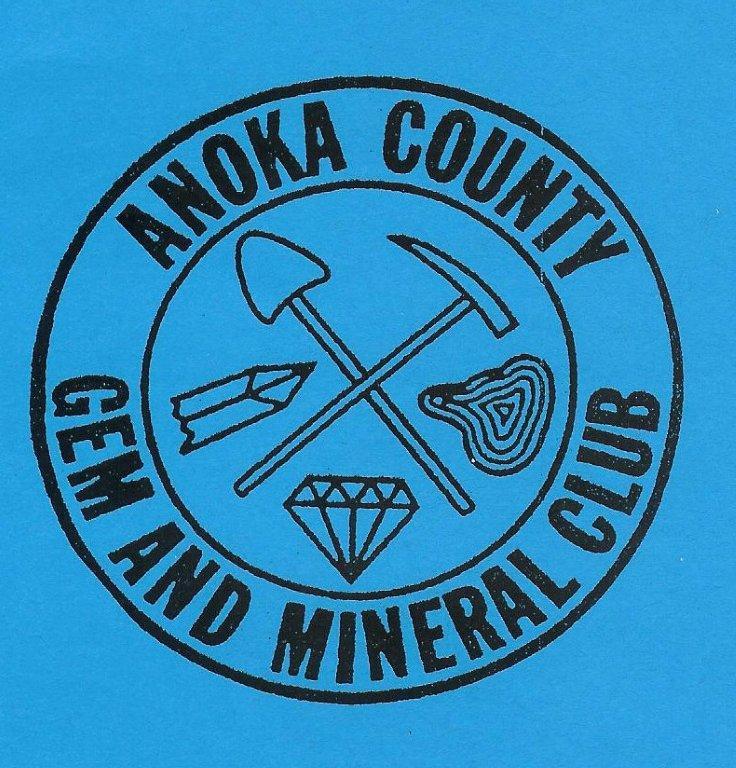 Anoka County Gem and Mineral Club logo
